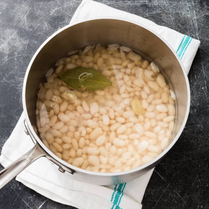 Cooked Dried Beans