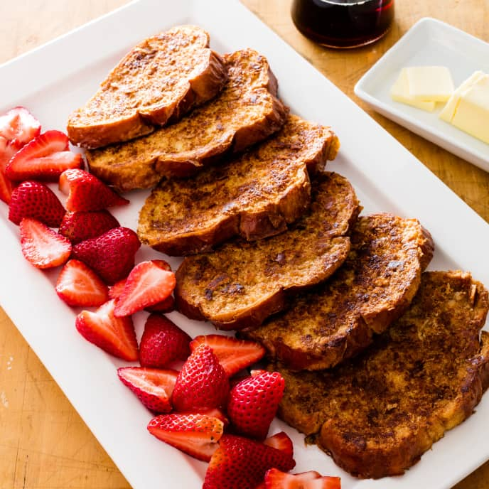 Extra-Crisp French Toast