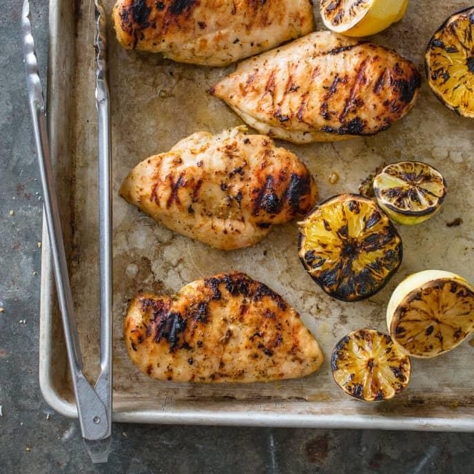 Grilled Citrus Chicken