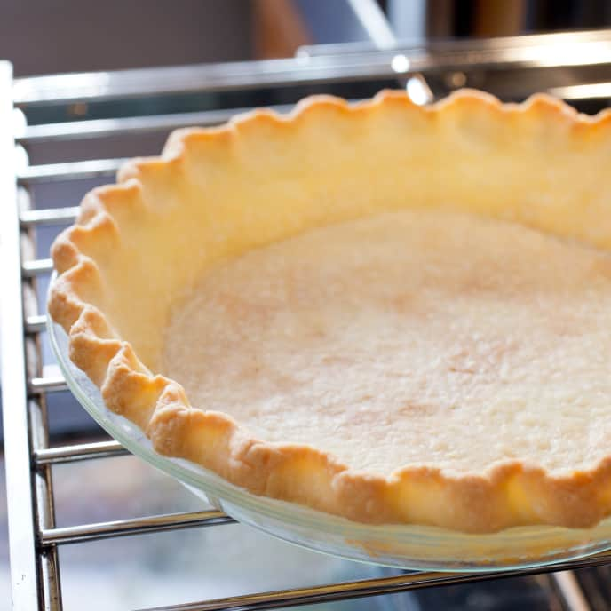 Gluten-Free Prebaked Pie Shell