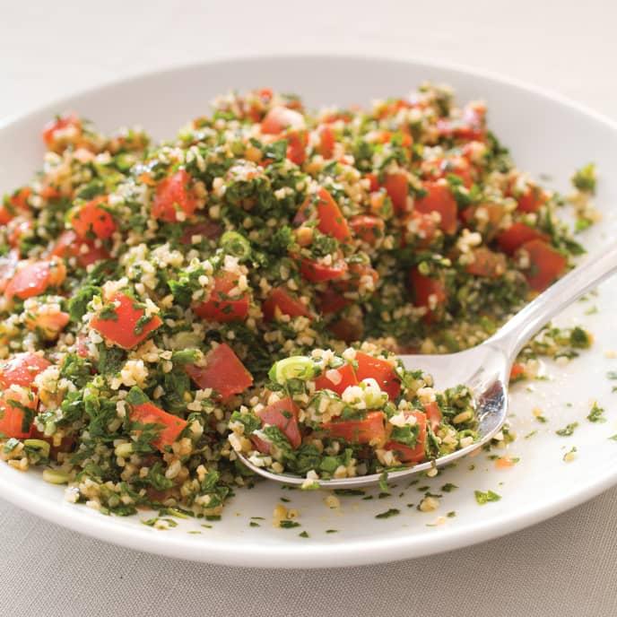 Spiced Tabbouleh