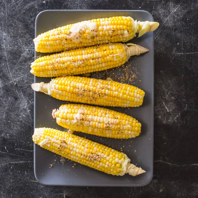 Foolproof Boiled Corn
