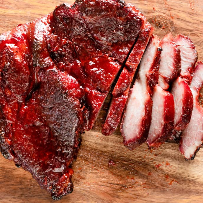 Chinese Barbecue Pork (Char Siu)
