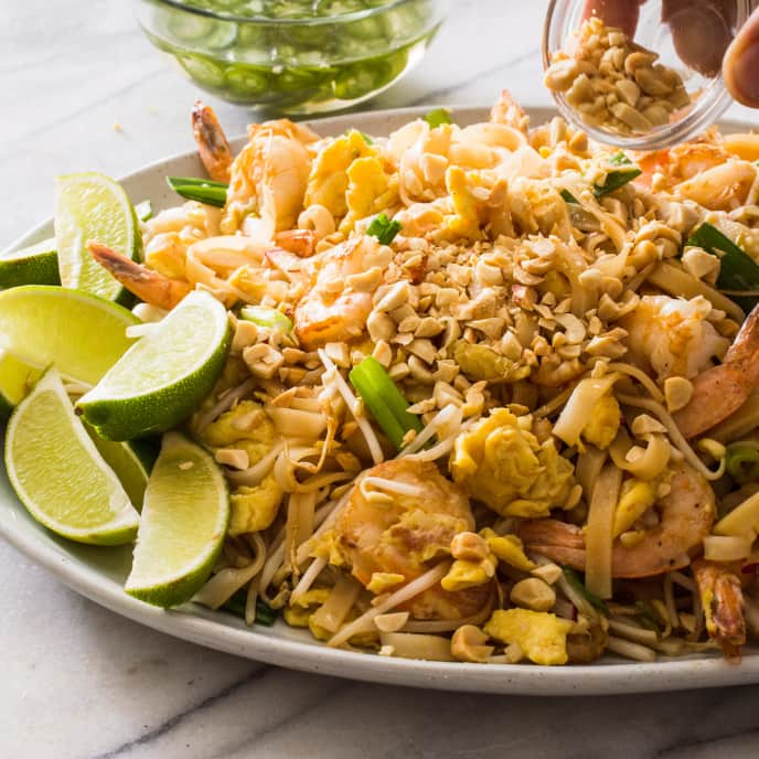 Everyday Pad Thai for Two