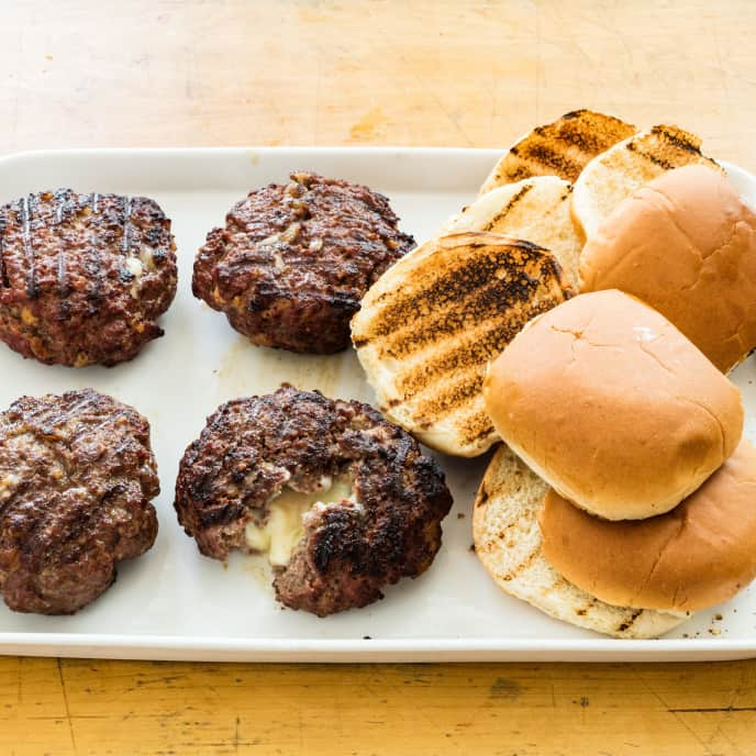 Jucy Lucy Burgers