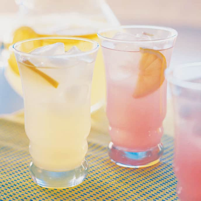 Gingered Lemonade