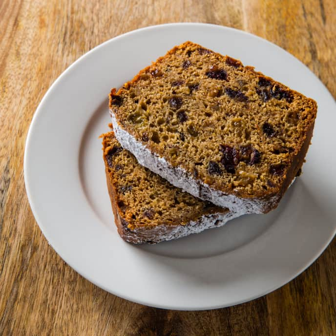 Easy Mincemeat Fruitcake