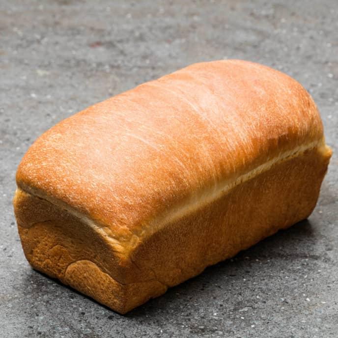 American Loaf Bread - Food Processor Method