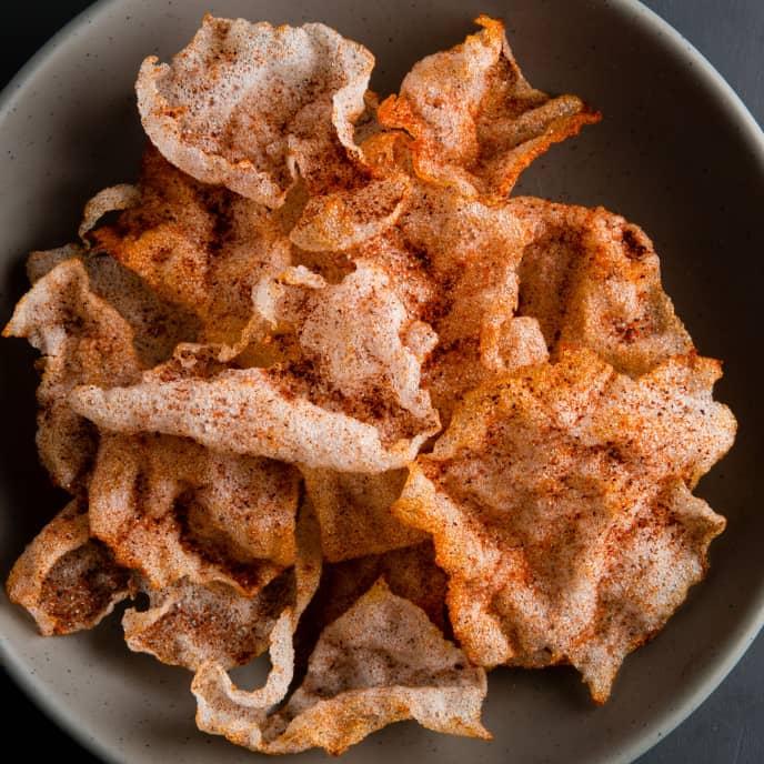 Smoked Paprika & Sumac Tapioca Chips