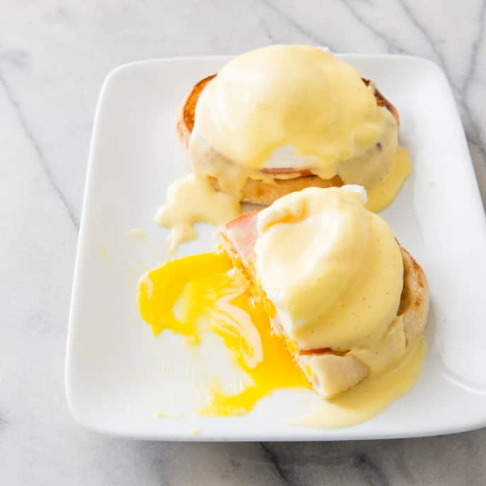 Easier Eggs Benedict with ­Foolproof Hollandaise