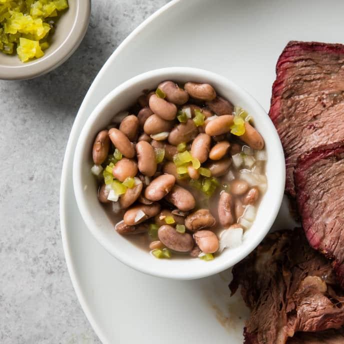 Texas-Style Pinto Beans