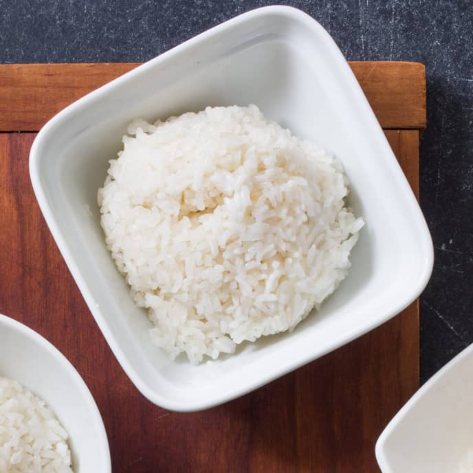 Thai-Style Sticky Rice (Khao Niaw)