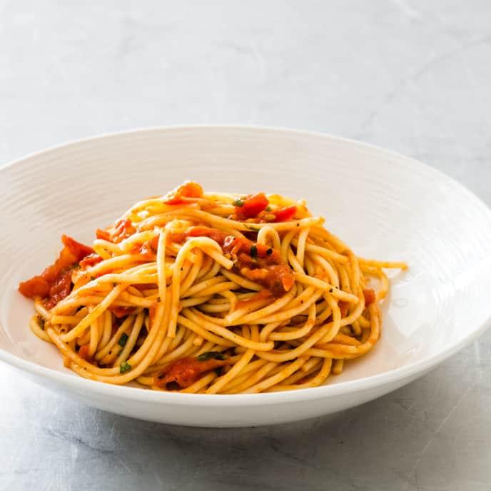 Fresh Tomato Arrabbiata Sauce