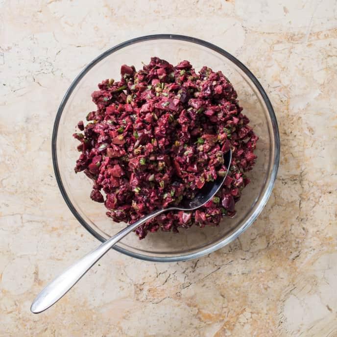 Kalamata Olive Relish