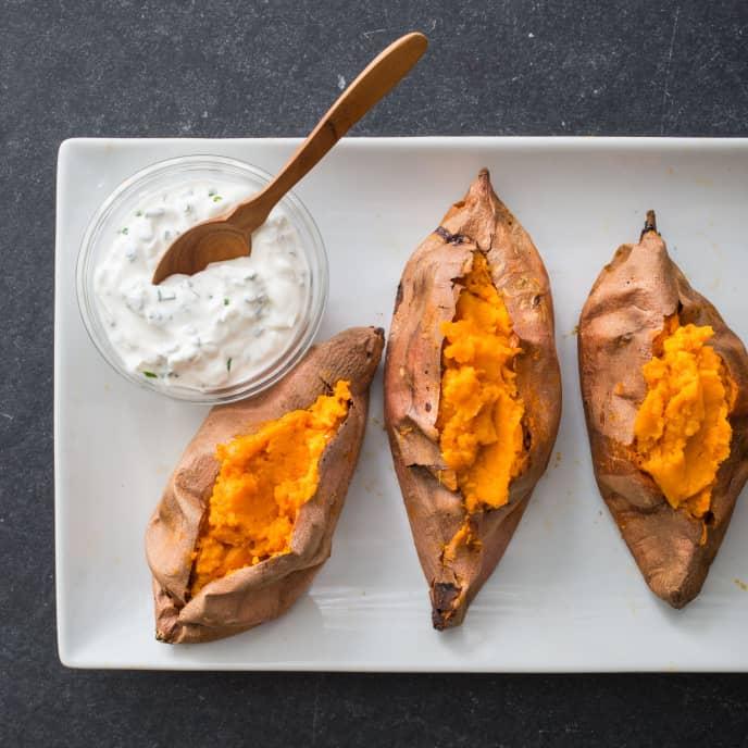 Best Baked Sweet Potatoes