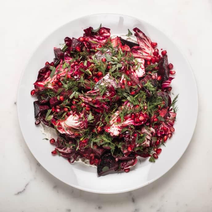 Charred Beet Salad