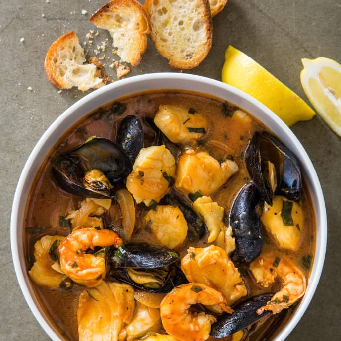 Monterey Bay Cioppino