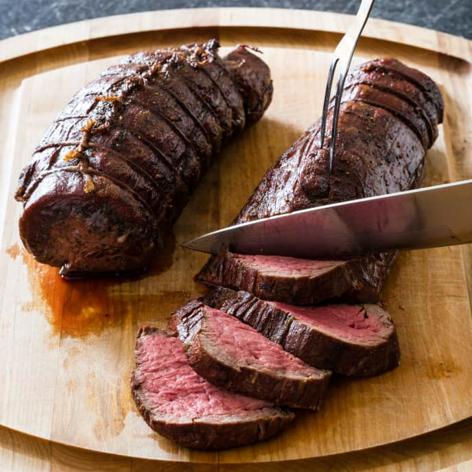 Classic Roast Beef Tenderloin for a Crowd