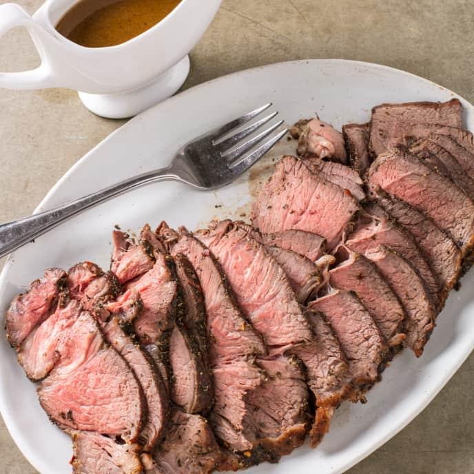 Chicago-Style Italian Roast Beef