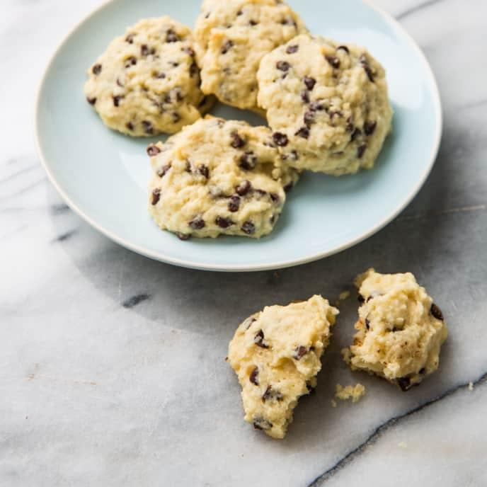Ricotta-Chocolate Chip Cookies