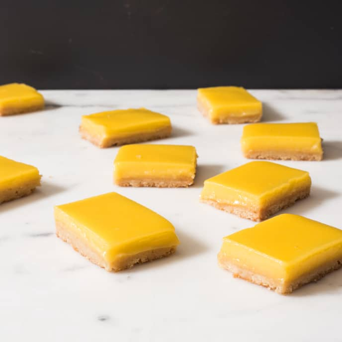 Best Lemon Bars