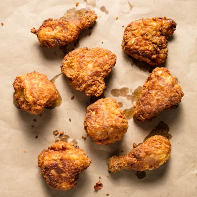 The Ultimate Crispy Fried Chicken