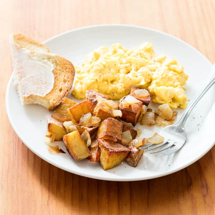 Short-Order Home Fries