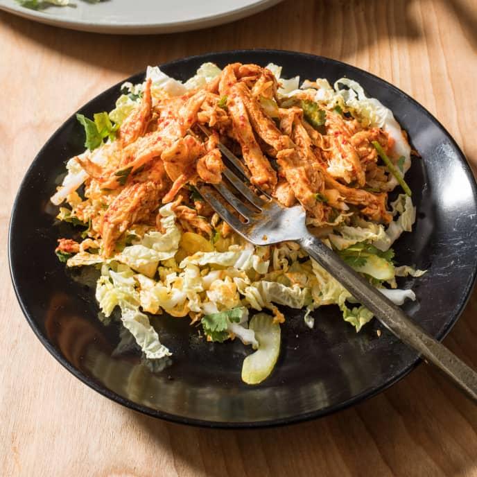Sichuan-Style Chicken Salad (Bang Bang Ji Si)