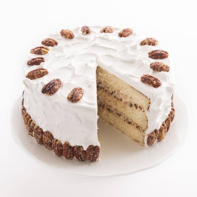 Lady Baltimore Cake