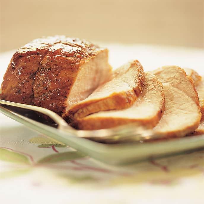 Honey-Glazed Pork Loin