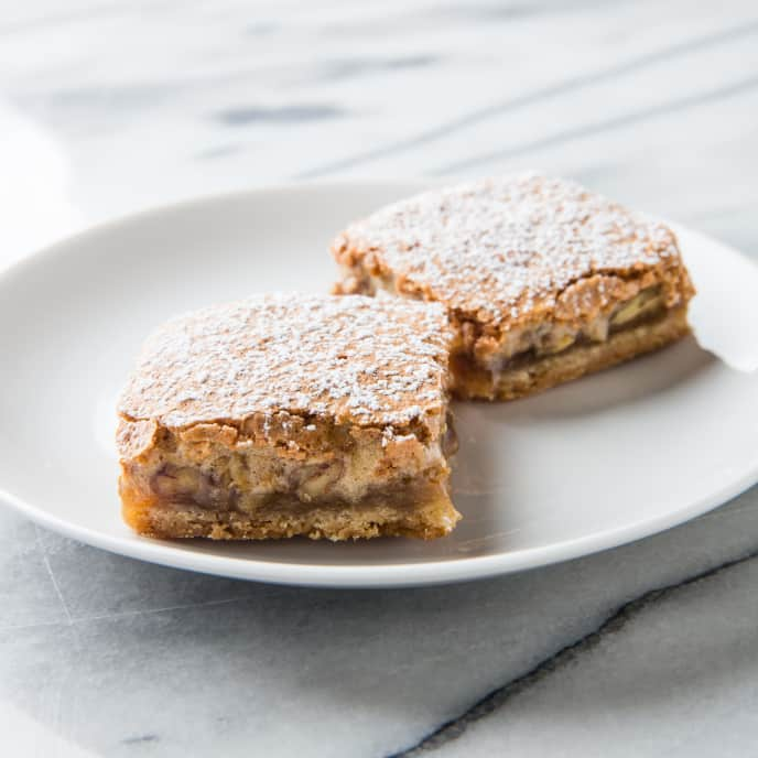 Old-Fashioned Coconut-Pecan Squares