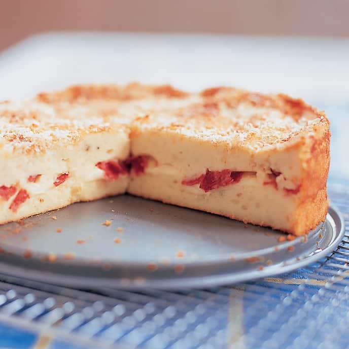 Italian Potato Cake