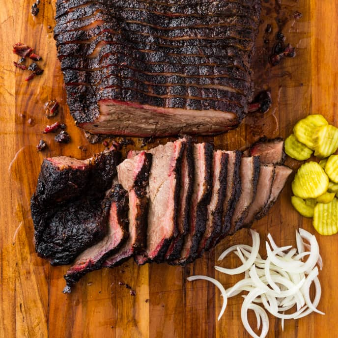 Texas Barbecue Brisket