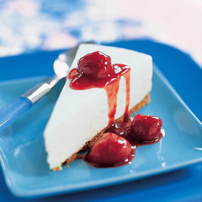 Icebox Cheesecake