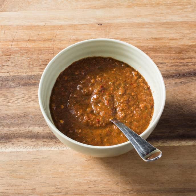 Tomato-Chile Sauce