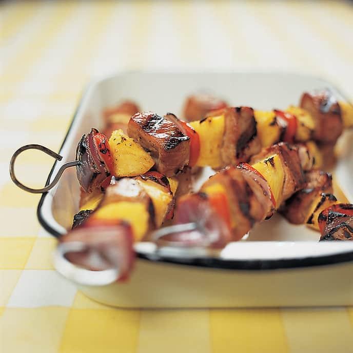 Luau Kebabs