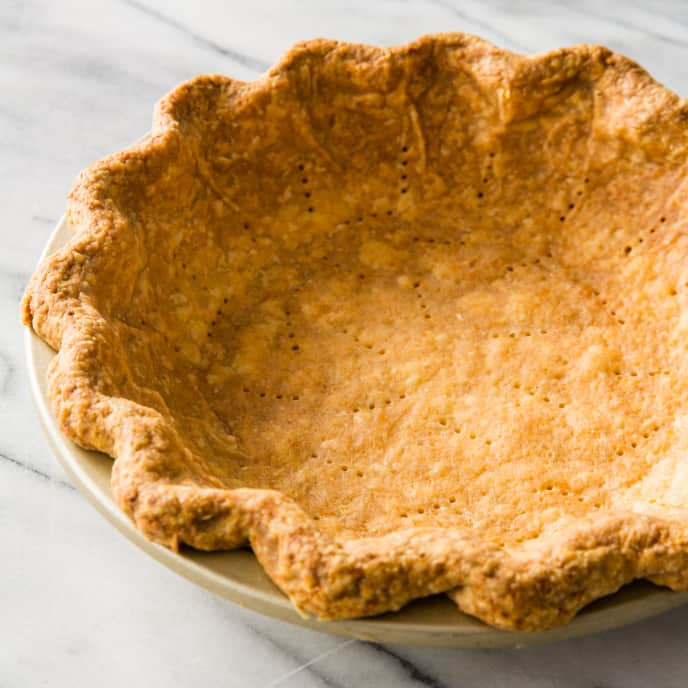 Three-in-One All-Butter Pie Dough