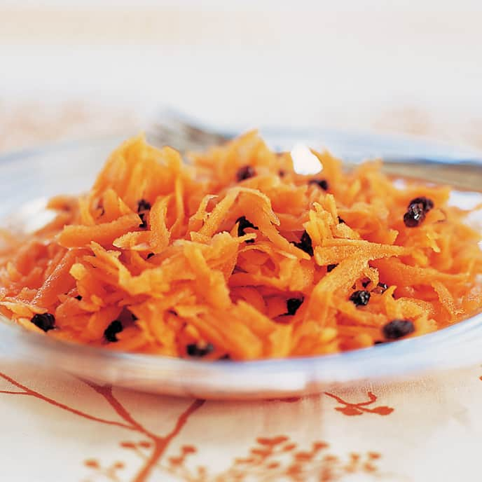 Carrot and Raisin Slaw