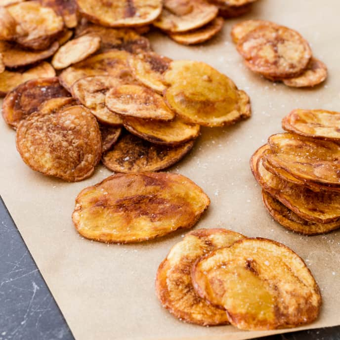 Thick-Cut Potato Chips
