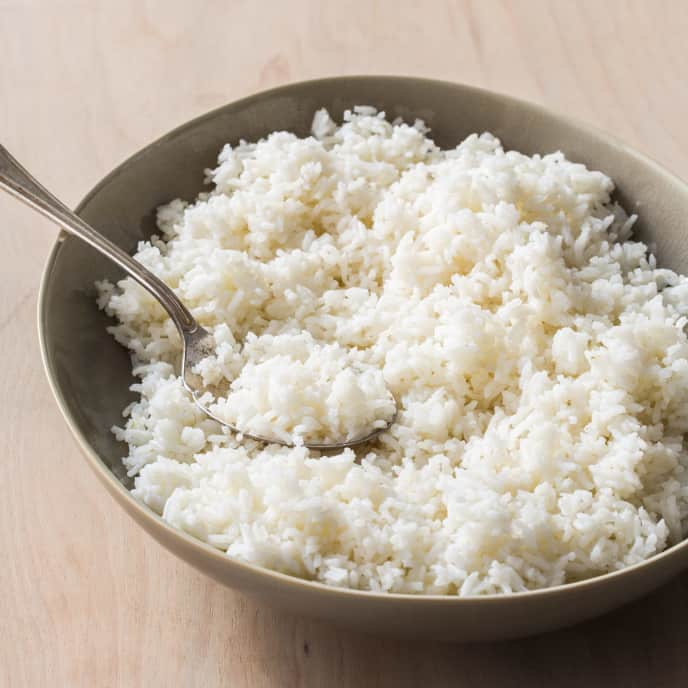 Everyday White Rice