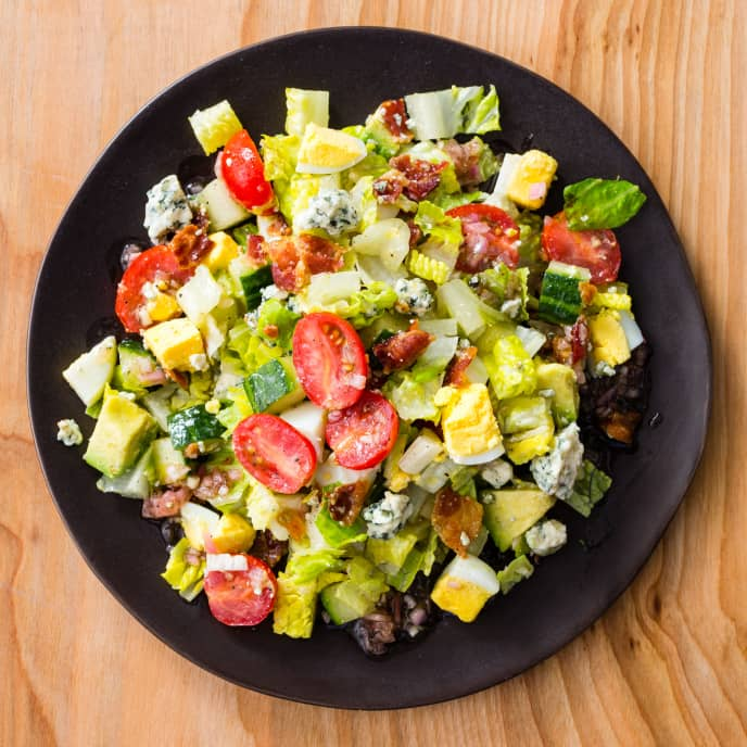 Cobb Chopped Salad