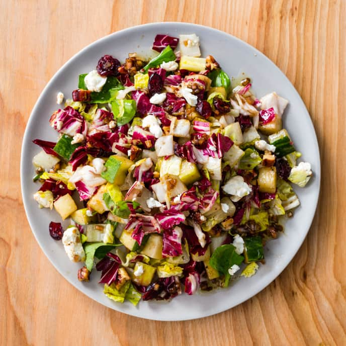 Radicchio Chopped Salad
