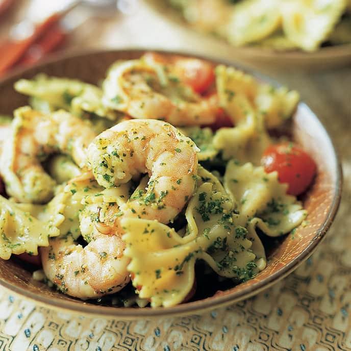 Zesty Shrimp Pasta Salad