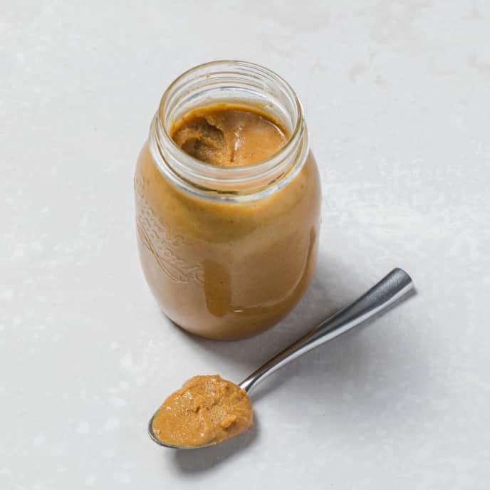 Homemade Hazelnut Butter