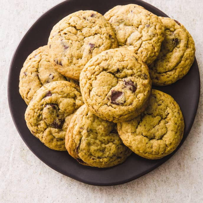 Chocolate Chip Cookies (Reduced Sugar)