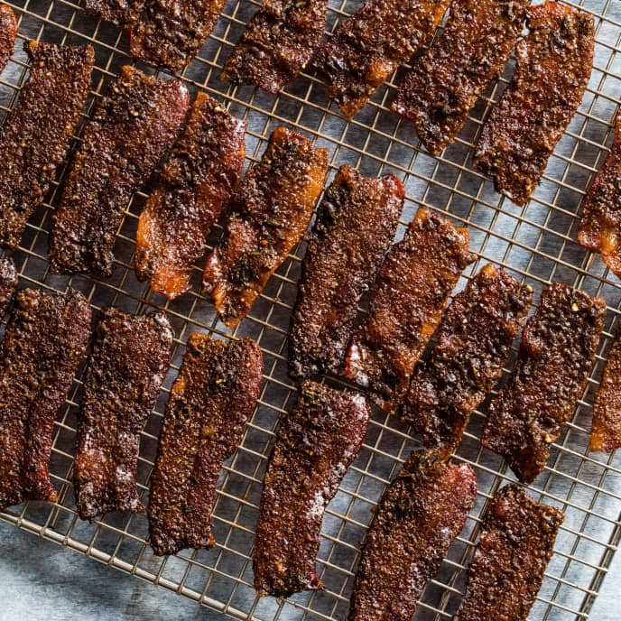 Jerk Candied Bacon