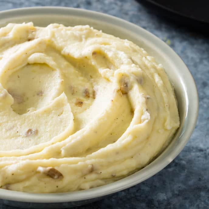 Rustic Mashed Potatoes