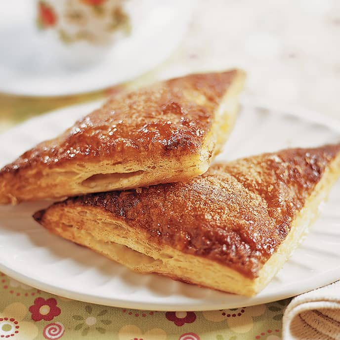 Sugar and Spice Apple Turnovers