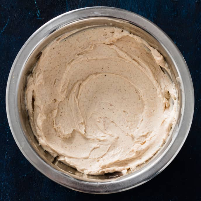 Cinnamon and Sugar Cream Cheese Spread
