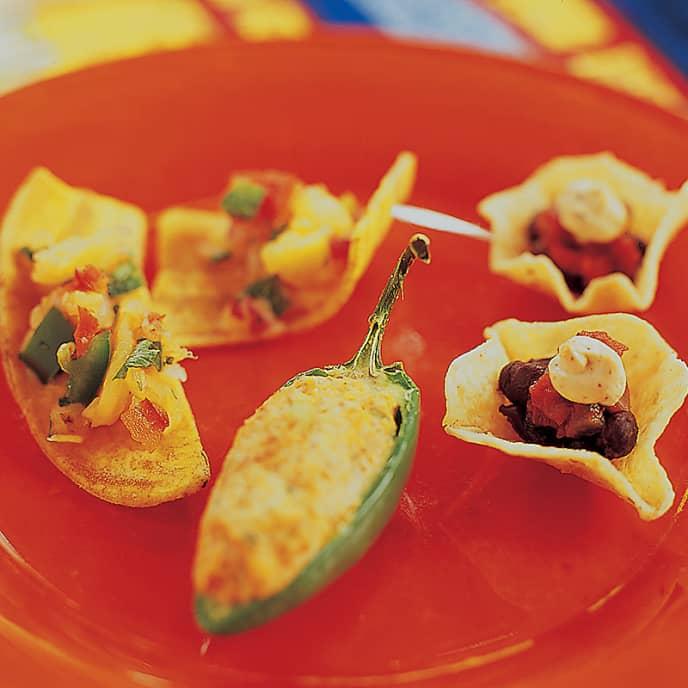 Crispy Mexican Bites